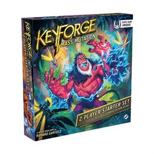 Keyforge: Mass Mutation: 2 Player Starter Set ^ JUL 10 2020