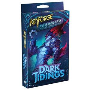 Keyforge: Dark Tidings Deluxe Archon Deck ^ APR 16 2021