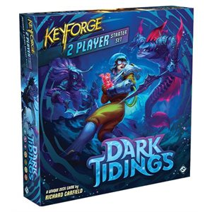 Keyforge: Dark Tidings 2 Player Starter Set ^ MAR 12 2021