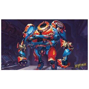 Keyforge: Playmat: Titan Guardian
