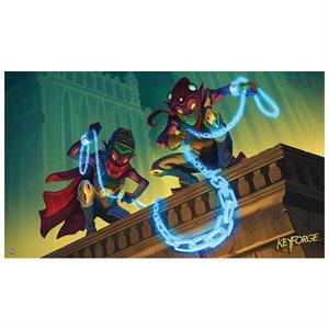Keyforge: Playmat: Chain Gang