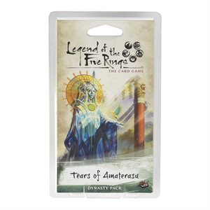 Legend of the Five Rings: The Card Game Tears of Amaterasu Dynasty Pack