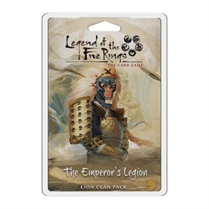 Legend of the Five Rings LCG: The Emperor'S Legion
