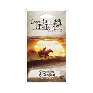 Legend of the Five Rings LCG: Campaigns of Conquest Dynasty Pack ^ AUG 7 2020