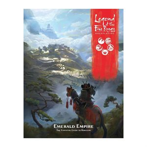 Legend of the Five Rings RPG: Emerald Empire (BOOK)