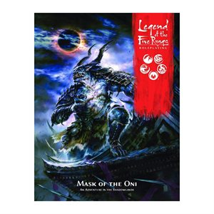 Legend of the Five Rings RPG: Mask of the Oni (BOOK)