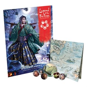 Legend of the Five Rings RPG: Winter'S Embrace (BOOK)