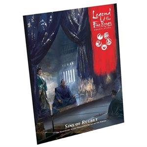 Legend of the Five Rings RPG: Sins of Regret (BOOK)