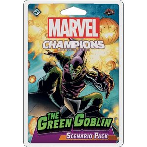 Marvel Champions: LCG: The Green Goblin Scenario
