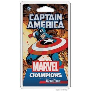 Marvel Champions: LCG: Captain America Hero Pack
