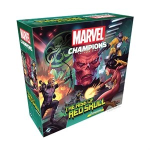 Marvel Champions: LCG: The Rise of Red Skull Expansion ^ SEP 4 2020
