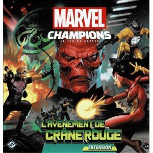 Marvel Champions: Le Jeu De Cartes: The Rise of Red Skull (FR)