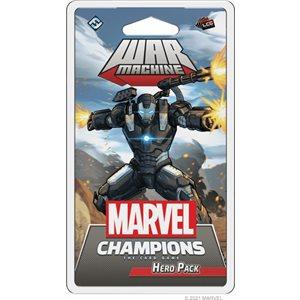 Marvel Champions: LCG: Warmachine Hero Pack ^ NOV 5 2021