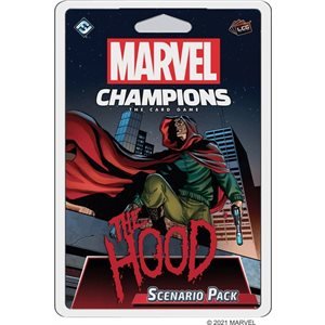 Marvel Champions: LCG: The Hood Scenario Pack ^ OCT 15 2021