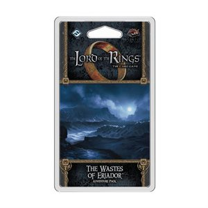 Lord of the Rings LCG: The Wastes of Eriador