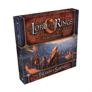 Lord of the Rings LCG: The Treason of Saruman
