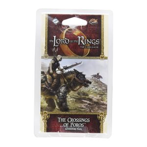 Lord of the Rings LCG: The Crossings of Poros