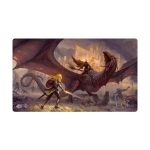 Lord of the Rings: Playmat Flame of The West