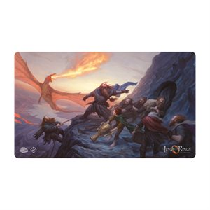 Lord of the Rings: Playmat: On The Doorstep