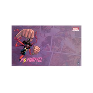 Marvel Champions LCG: Playmat: Ms.Marvel