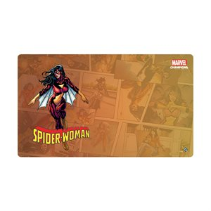 Marvel Champions LCG: Playmat: Spider-Woman