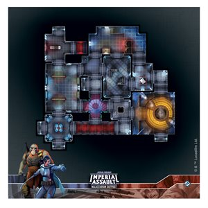 Star Wars: Imperial Assault: Malastarian Outpost Raid
