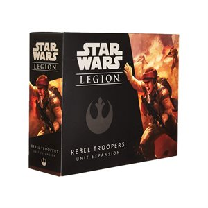 Star Wars: Legion: Rebel Troopers Unit