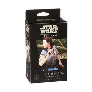 Star Wars: Legion: Leia Organa Commander