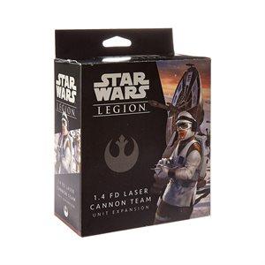 Star Wars: Legion: 1.4 Fd Laser Cannon Team