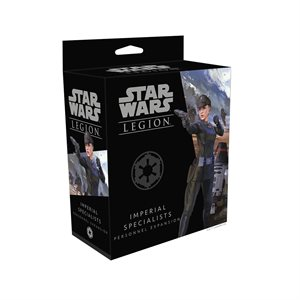 Star Wars: Legion: Imperial Specialists Personnel