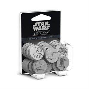 Star Wars: Legion: Premium Trooper Bases
