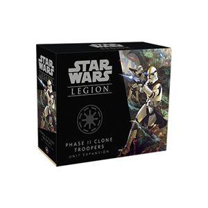 Star Wars Legion: Phase Ii Clone Troopers Unit
