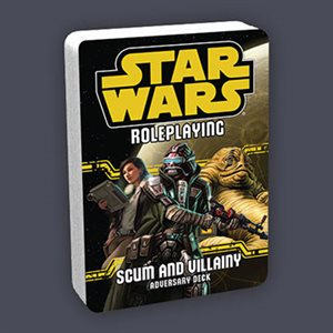 Star Wars Roleplaying Game: Scum And Villainy Deck