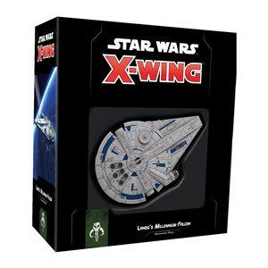 X-Wing 2nd Ed: Lando'S Millennium Falcon