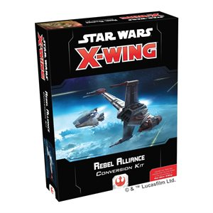 X-Wing 2nd Ed: Rebel Alliance Conversion Kit