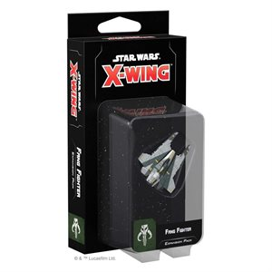 X-Wing 2nd Ed: Fang Fighter Expansion Pack