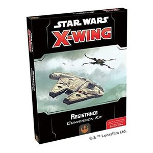 X-Wing 2nd Ed: Resistance Conversion Kit