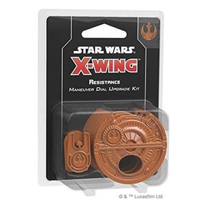 X-Wing 2nd Ed: Resistance Maneuver Dial Kit