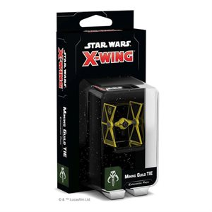 X-Wing 2nd Ed: Mining Guild Tie
