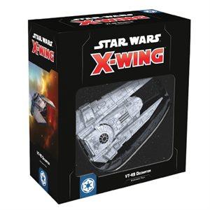 X-Wing 2nd Ed: Vt-49 Decimator