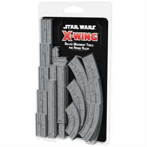 X-Wing 2nd Ed: Deluxe Movement Tools & Range Ruler