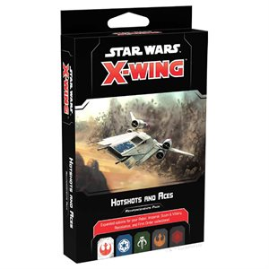 X-Wing 2nd Ed: Hotshots And Aces Reinforcements Pack
