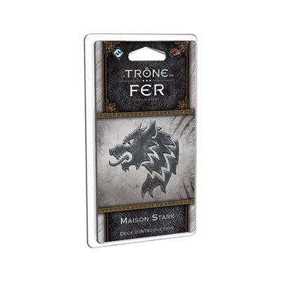 Trone de Fer JCE: Maison Stark Deck D'Intro