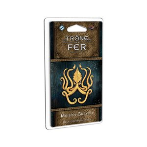 Trone de Fer JCE: Maison Greyjoy Deck D'Intro