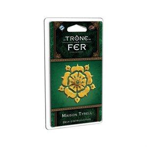 Trone de Fer JCE: Maison Tyrell Deck D'Intro