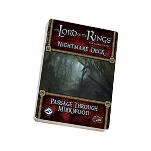Lord of the Rings LCG: Passage Through Mirkwood Night