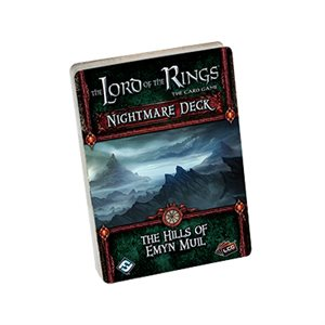 Lord of the Rings LCG: Nightmare Decks: The Hills of Emyn Muil