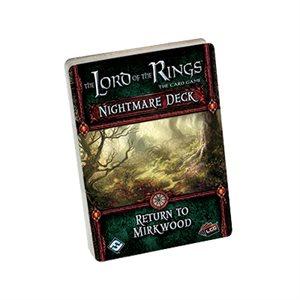 Lord of the Rings LCG: Nightmare Decks: Return To Mirkwood