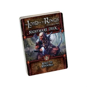 Lord of the Rings LCG: Nightmare Decks: Road To Rivendell
