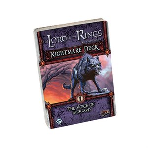 Lord of the Rings LCG: The Voice of Isengard Pod